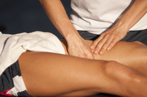 Deep Tissue Massage North Devon